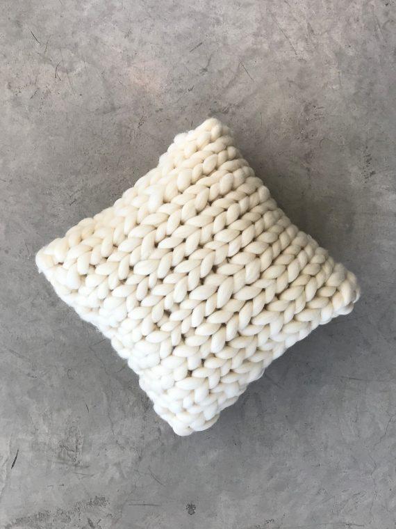 almofada quadrada