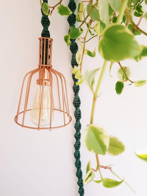 Luminária 2 metros