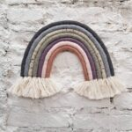 Arco-íris de parede Silvia