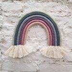 Arco-íris de parede Thais