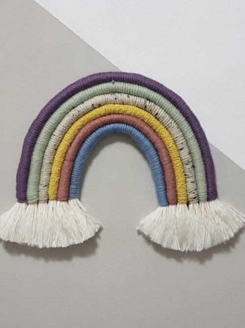Arco-íris de parede Mia