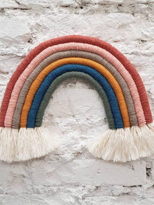 Arco-íris de parede Eco