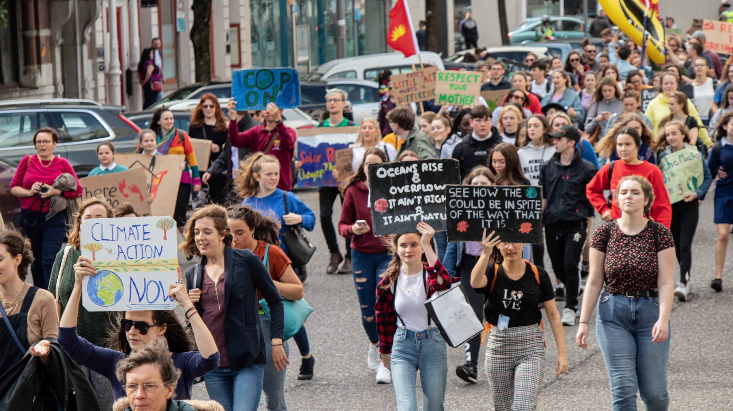 Nova geração de ativistas ambientais que você precisa conhecer!