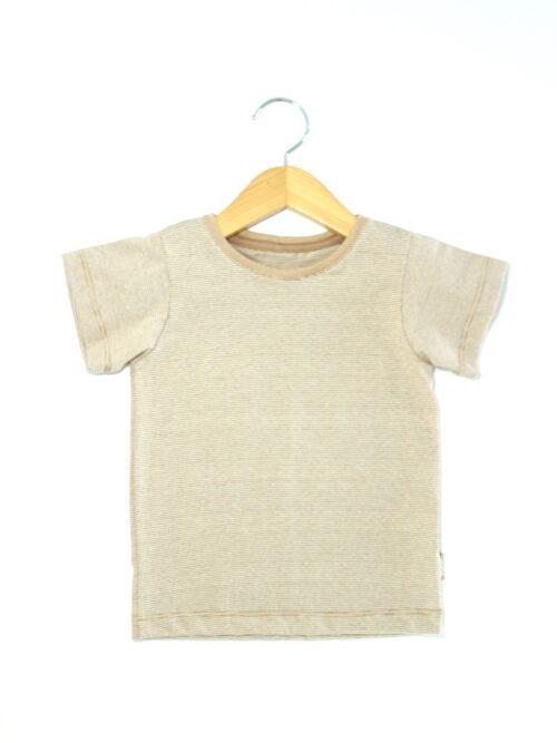 Camiseta Natural Algodão Orgânico