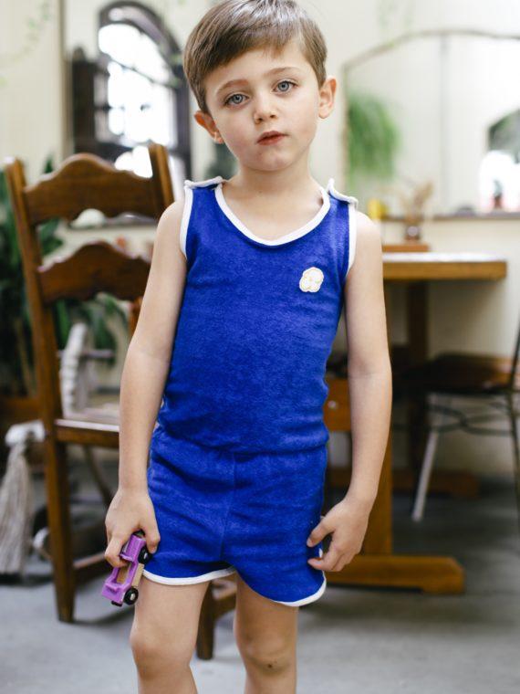Jardineira Infantil 1