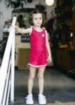 Jardineira Infantil Atoalhada