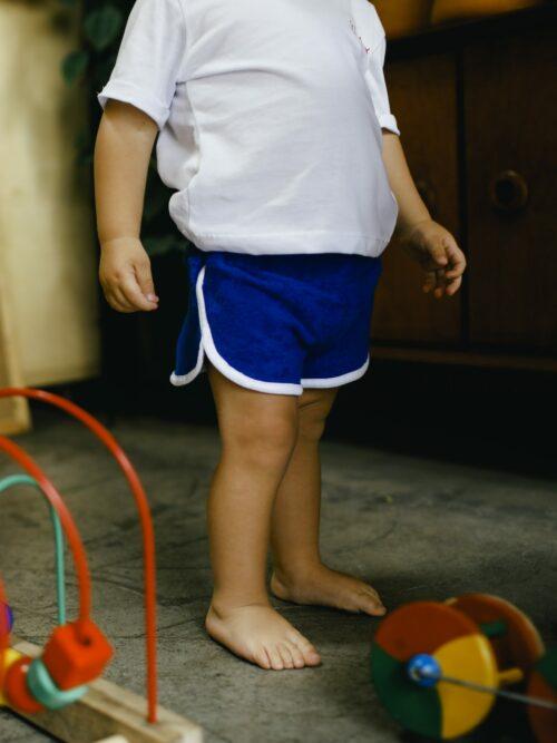 Short Bebê Atoalhado