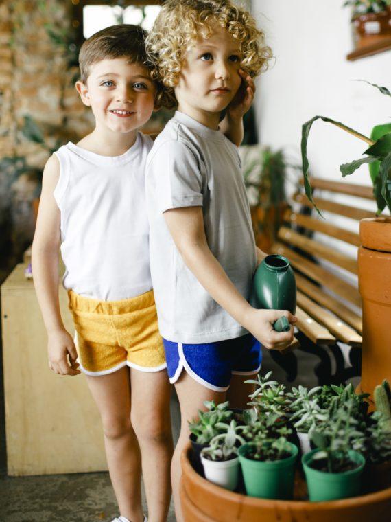 Short Infantil 1