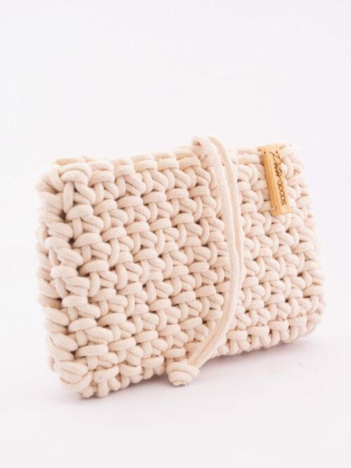 Clutch Crochê Casuarina