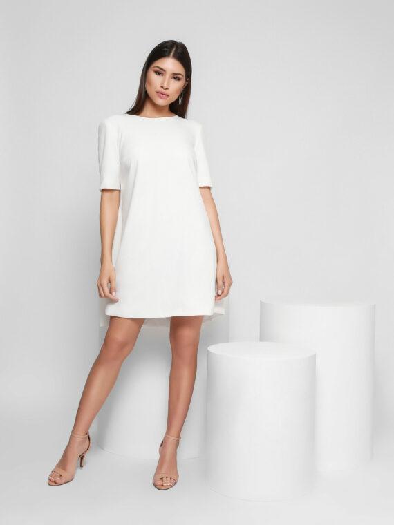 01 Vestido Branco – Frente