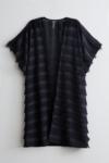 Kimono Fringe Plus Size