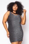 Vestido Mini Glow Plus size