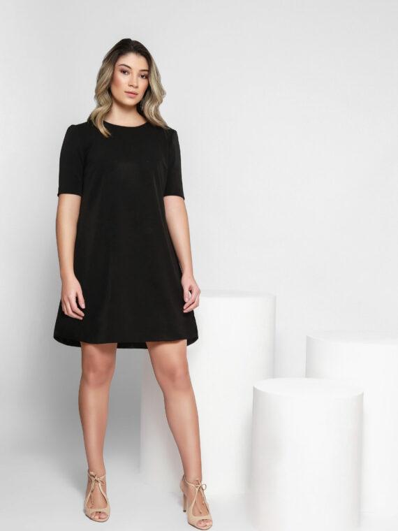 03 Vestido Preto – Frente