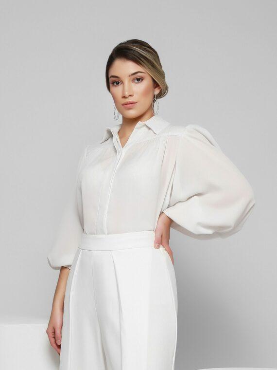 12 Camisa Branca – Lateral