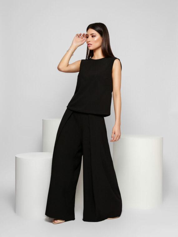 27 Pantalona Preta – Frente