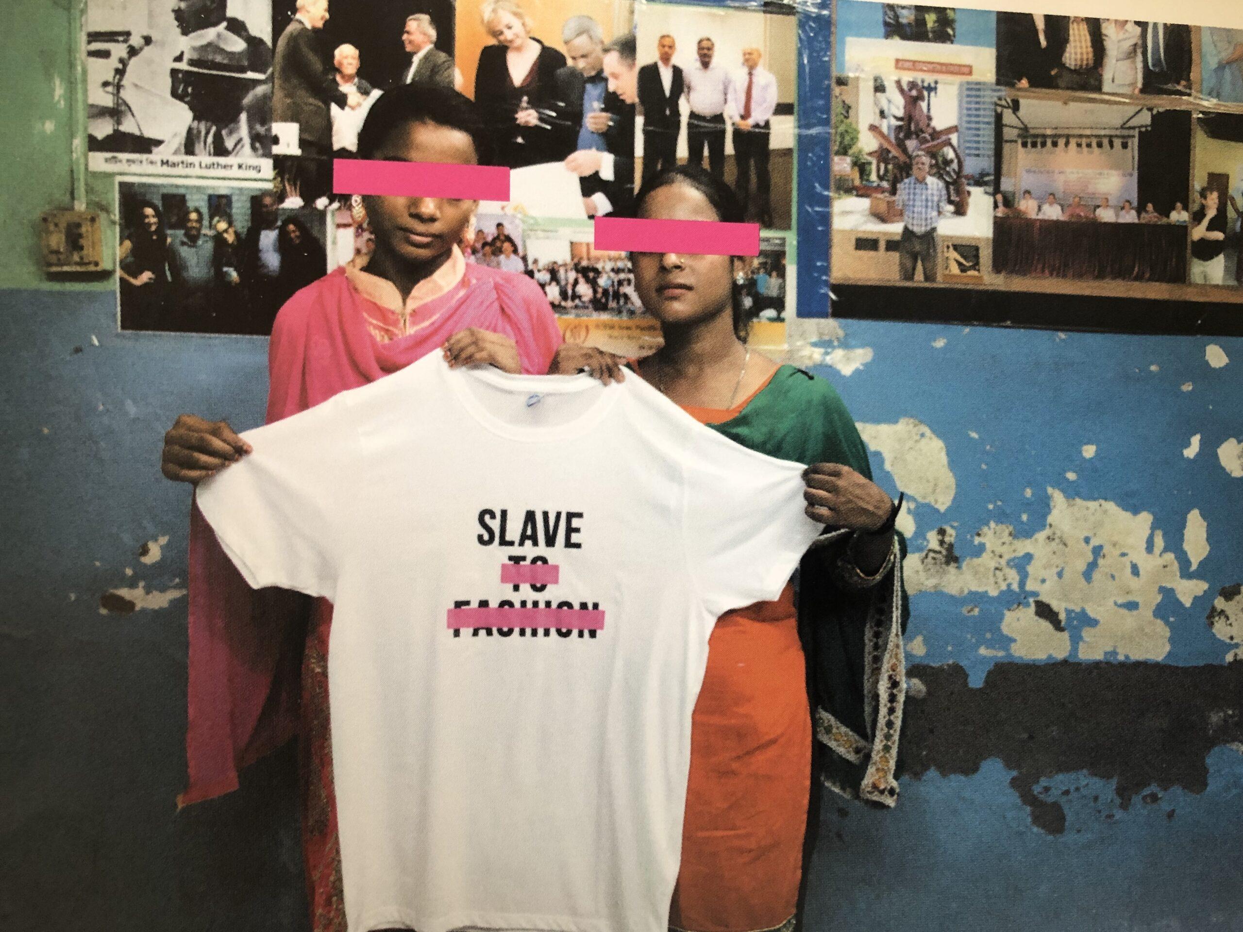 Conheça a escravidão moderna na moda