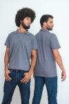 Camisa Polo Sustentável Asplênio Unissex- Algodão Orgânico e PET Reciclado
