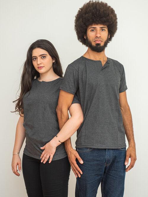 Camiseta Sustentável Unissex Mogno