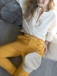 Blusão Oversize Off Upcycle
