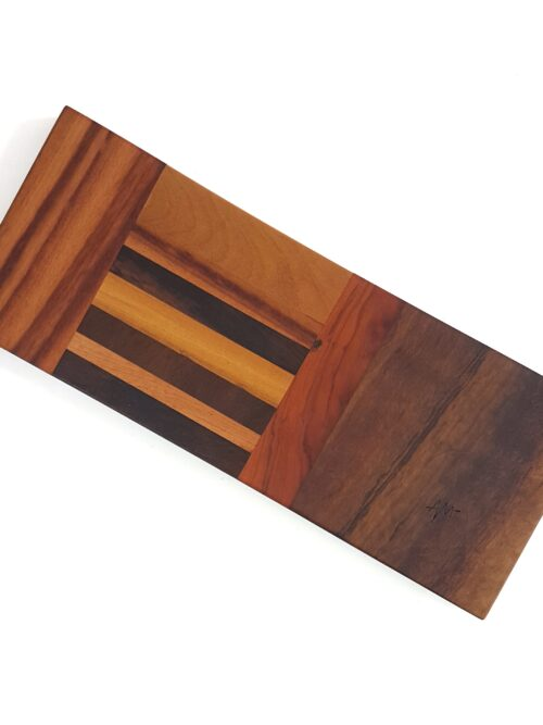 Tábua para servir retangular grande 16×40